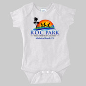ROC Park Infant Onesie